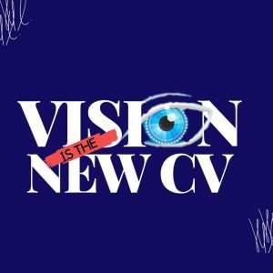 Vision is the New CV book